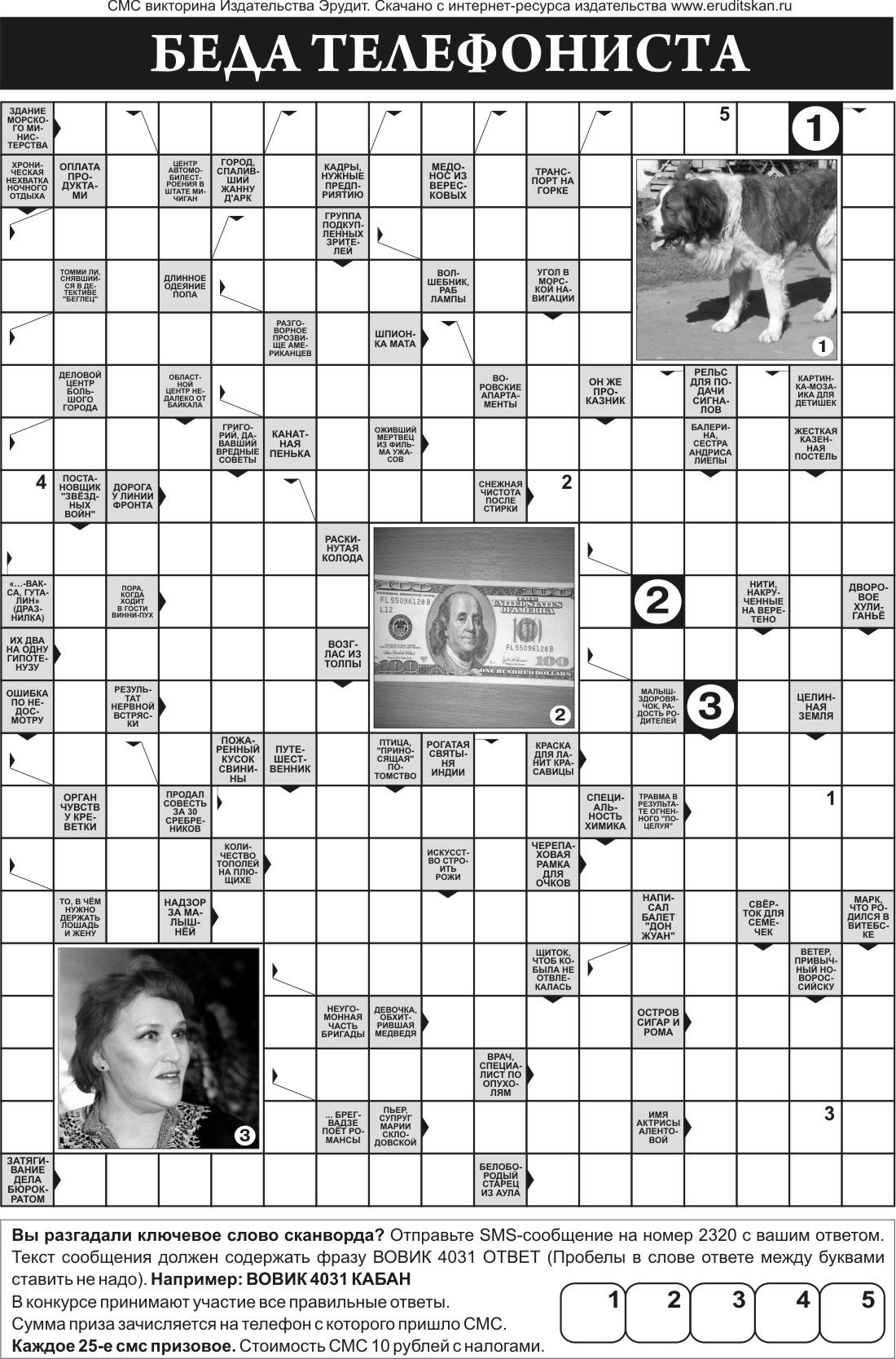 Скачать сборник сканвордов для печати pdf
