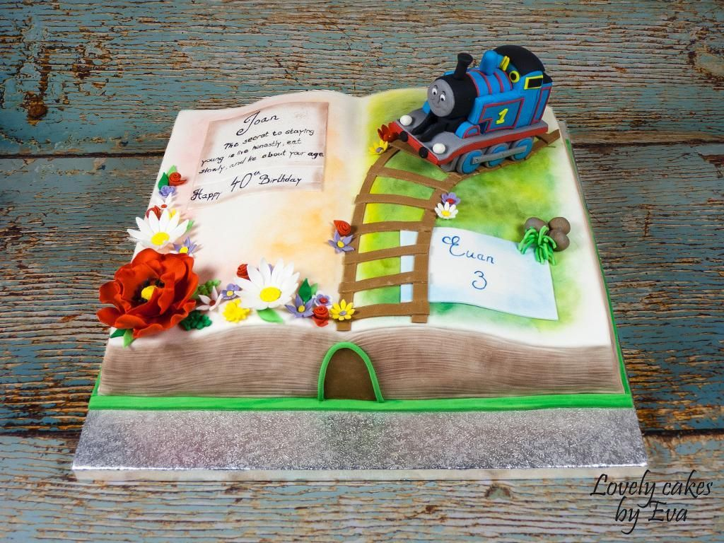 Open Book Cakes You Have To See Open Book Birthday Cake On