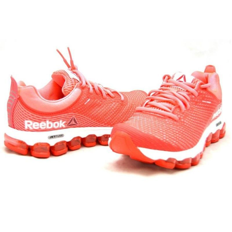 Comfortable And Trendy Reebok Jet Fuse Nanoweb Red Shoes