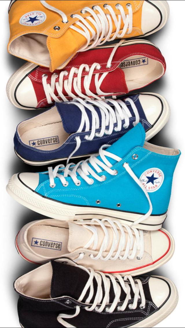 Imagem de Converse por Olivia Martínez | Sapatos van, Tênis