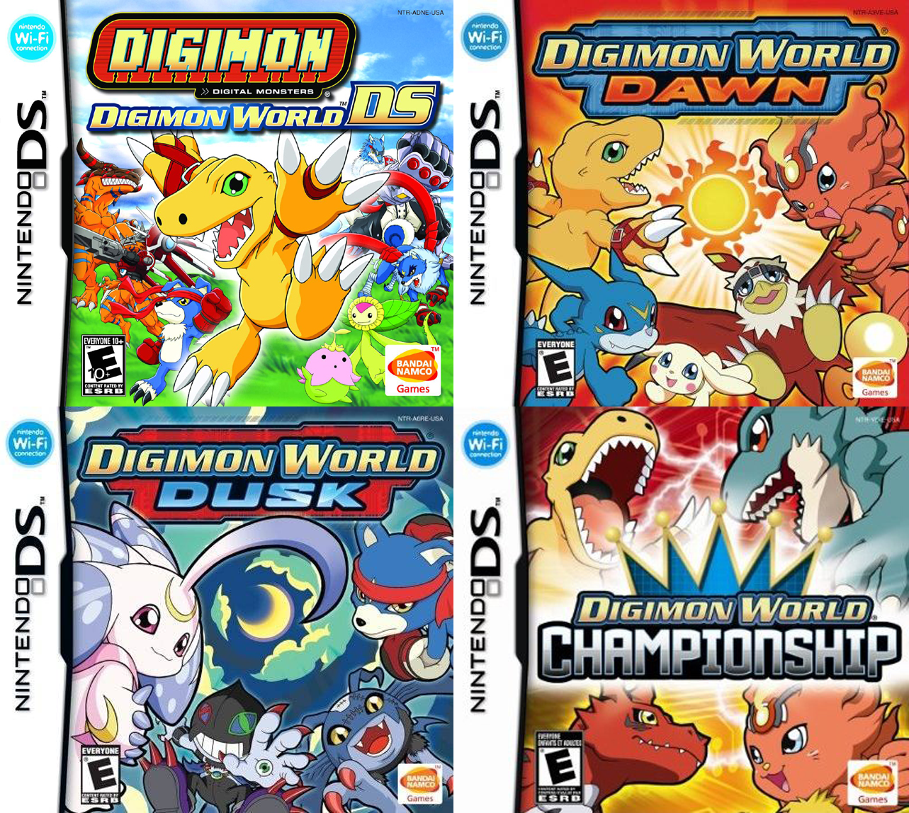 Digimon World DS | Digimon World Ds1 Digimon World Ds | Apps