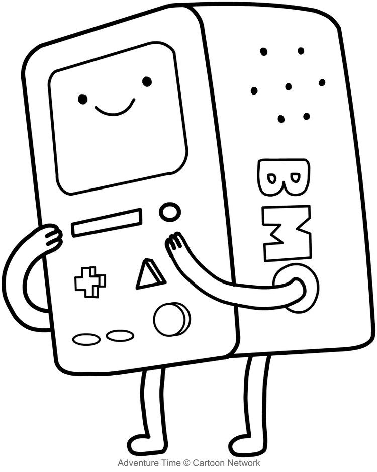 Adventure Time Coloring Pages Printable In 2020 Adventure Time Coloring Pages Adventure Time Drawings Cartoon Coloring Pages