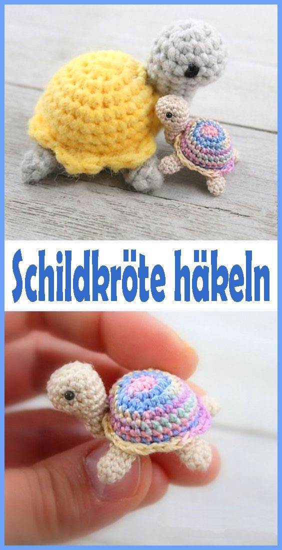 Photo of Crochet Turtle – Free & Easy Instructions
