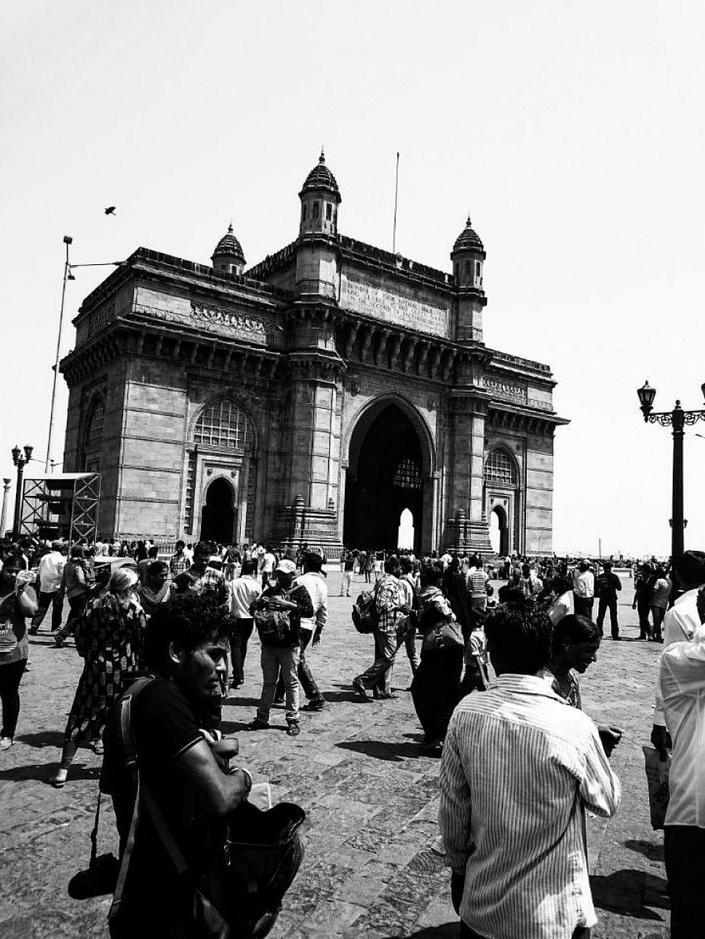 Gate way of India. #Mumbai #india #IncredibleIndia # ...