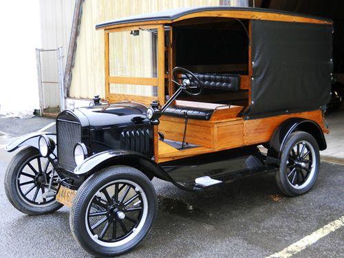 1925 Ford Model T Huckster Pickup 24 900 Classic Cars Vintage Trucks Ford Models