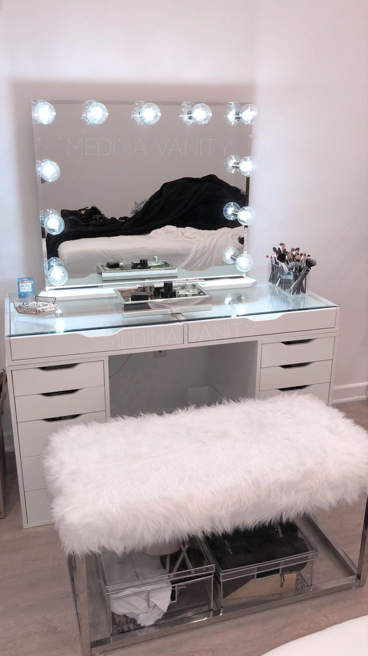 48 most popular makeup vanity table designs 13 ~ vidur.net