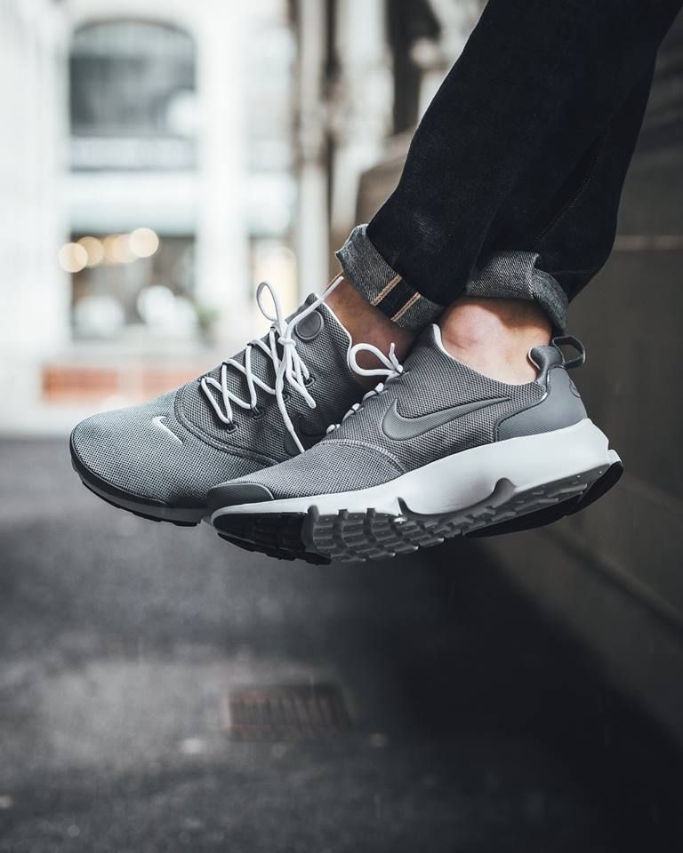 f87a9640233e The Nike Air Presto Fly is featured in a new cool grey colorway for the  start