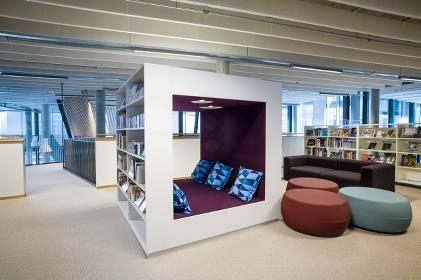 BS Eurobib - Nesodden bibliotek