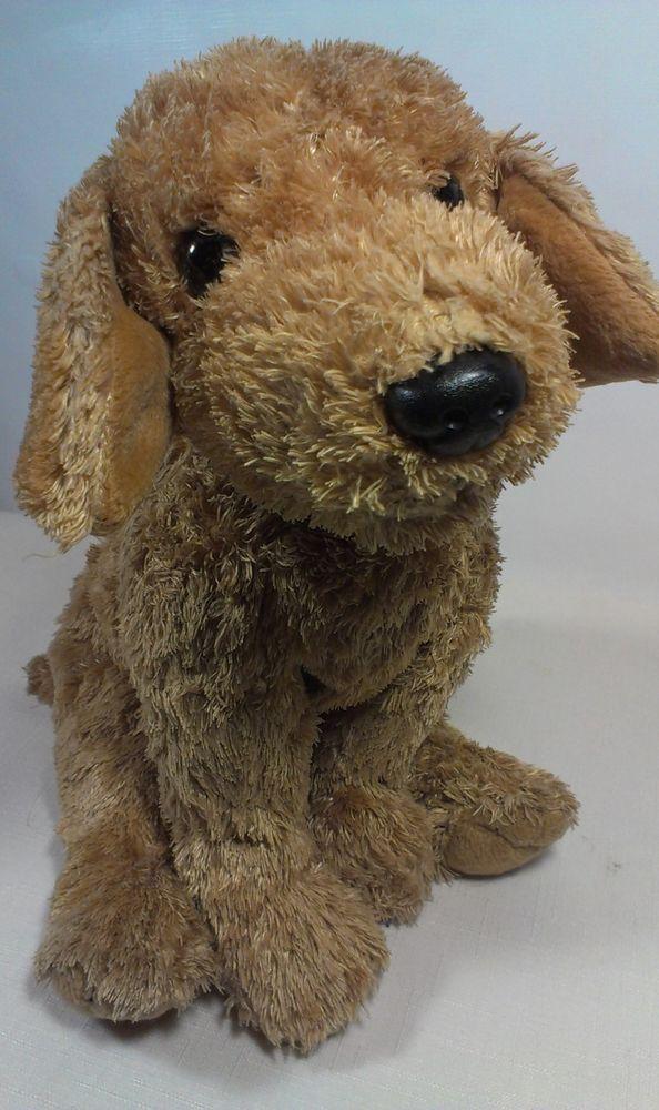 Ty Beanie Buddy Buddies Golden Retriever Puppy Dog Stuffed Animal