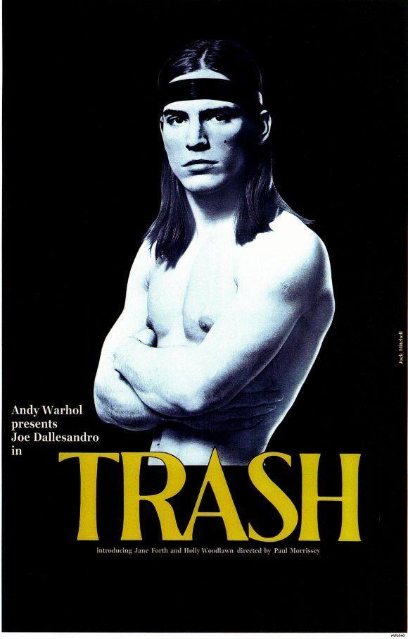 Trash 11x17 Movie Poster (1970)