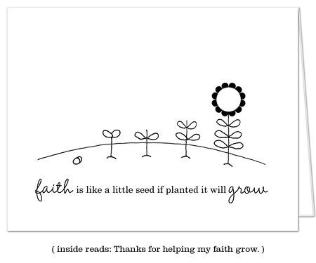 Free Printable THANK YOU card for Church Leaders via A Year of FHE - volunteer thank you letter