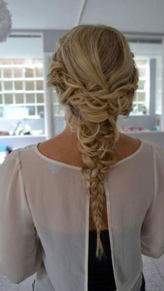 Enjoyable 1000 Images About Prom Hair On Pinterest Short Hairstyles Gunalazisus