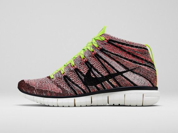 #NIKE Free Flyknit Chukka - Mercurial and Magista Collection #sneakers |  Fashion | Pinterest | Nike free flyknit, Nike free and Air max