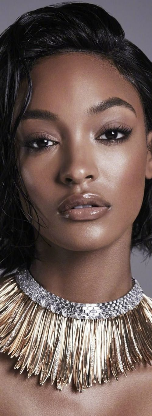 Jourdan Dunn UK colormenice Black beauties, Jourdan