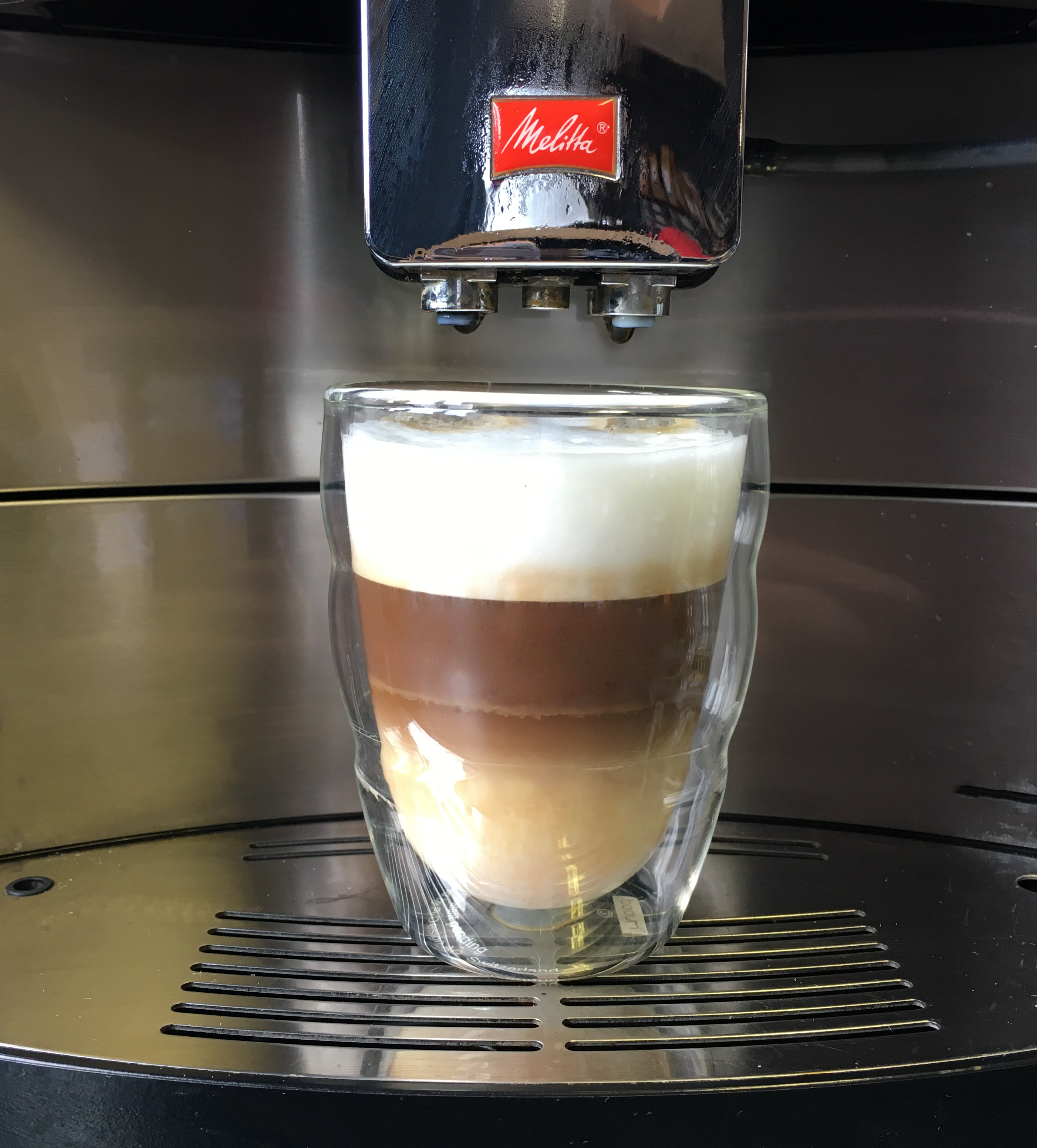 If You Are A Coffee Enthusiast And Looking For An Alternative To Time Consuming Manual Espresso Makers Melitta Caffeo Barista Ts Is The Answer It Does Everyth ม ร ปภาพ