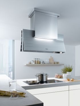 Miele Island Decor Rangehood From Miele Australia