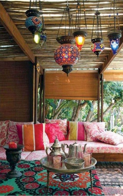 60 Amazing Bohemian Living Room Furniture and Decor Ideas  Page 26 of 63
