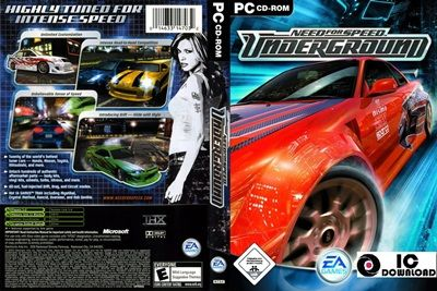 Need for Speed: Underground 2 Free Download PC Games