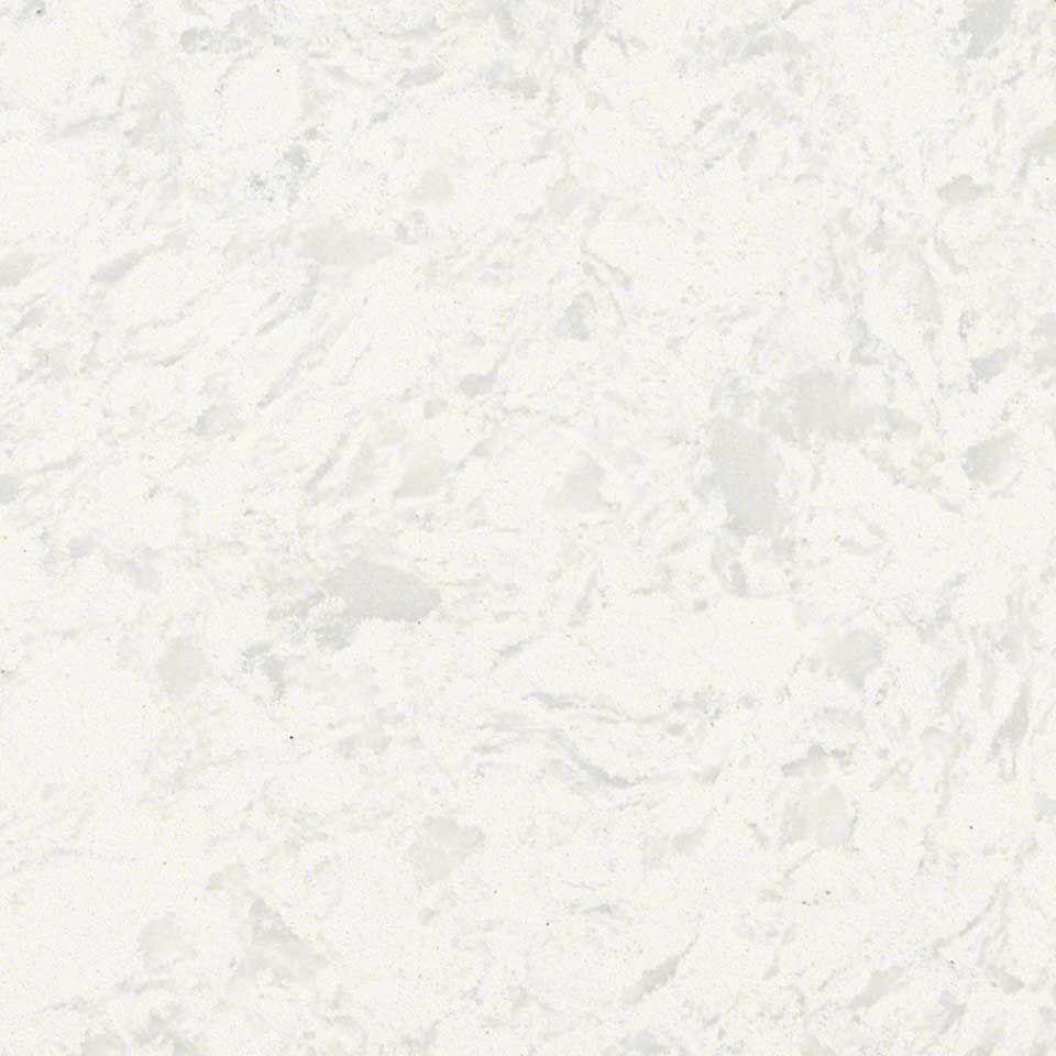 Glacier White Quartz For Second Counter Surface Hall Bath Pantry