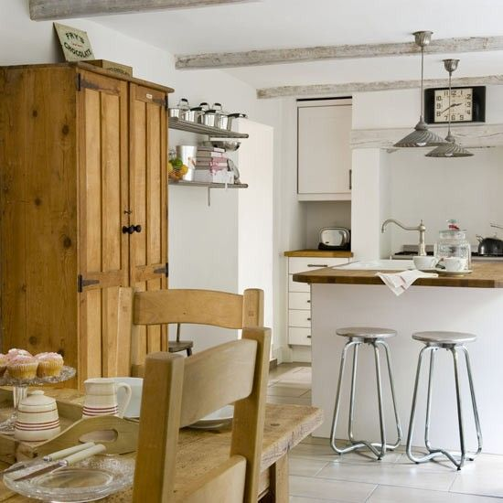 Country Cottage Kitchen Design Endearing Country Cottage Kitchendiner  Cottage Kitchens Diner Kitchen Design Ideas