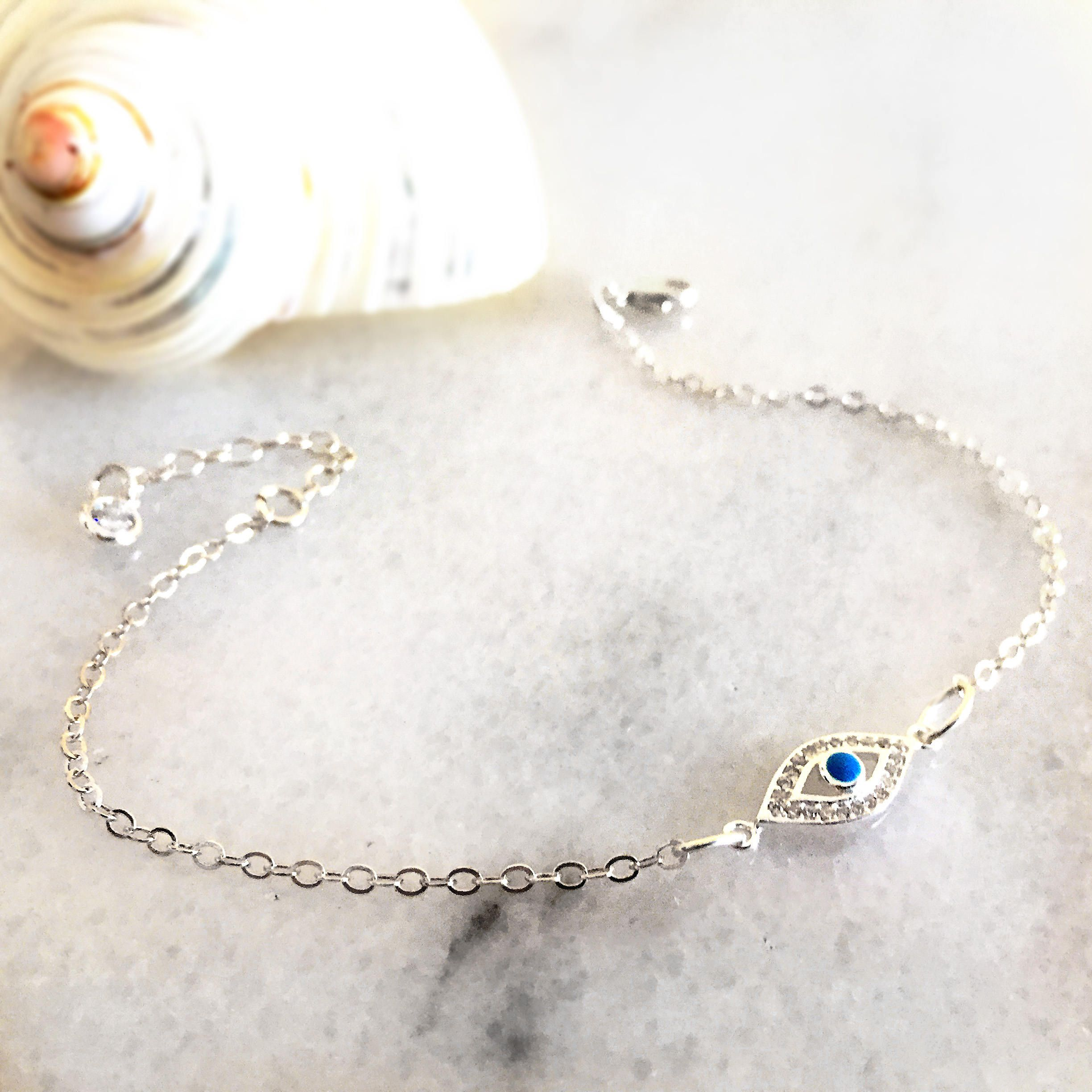with products mati diamond alt eye gold enamel blue bracelet new white sapphire evil