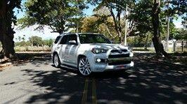 Toyota 4 Runner Limited 2015 En Venta En Republica Dominicana