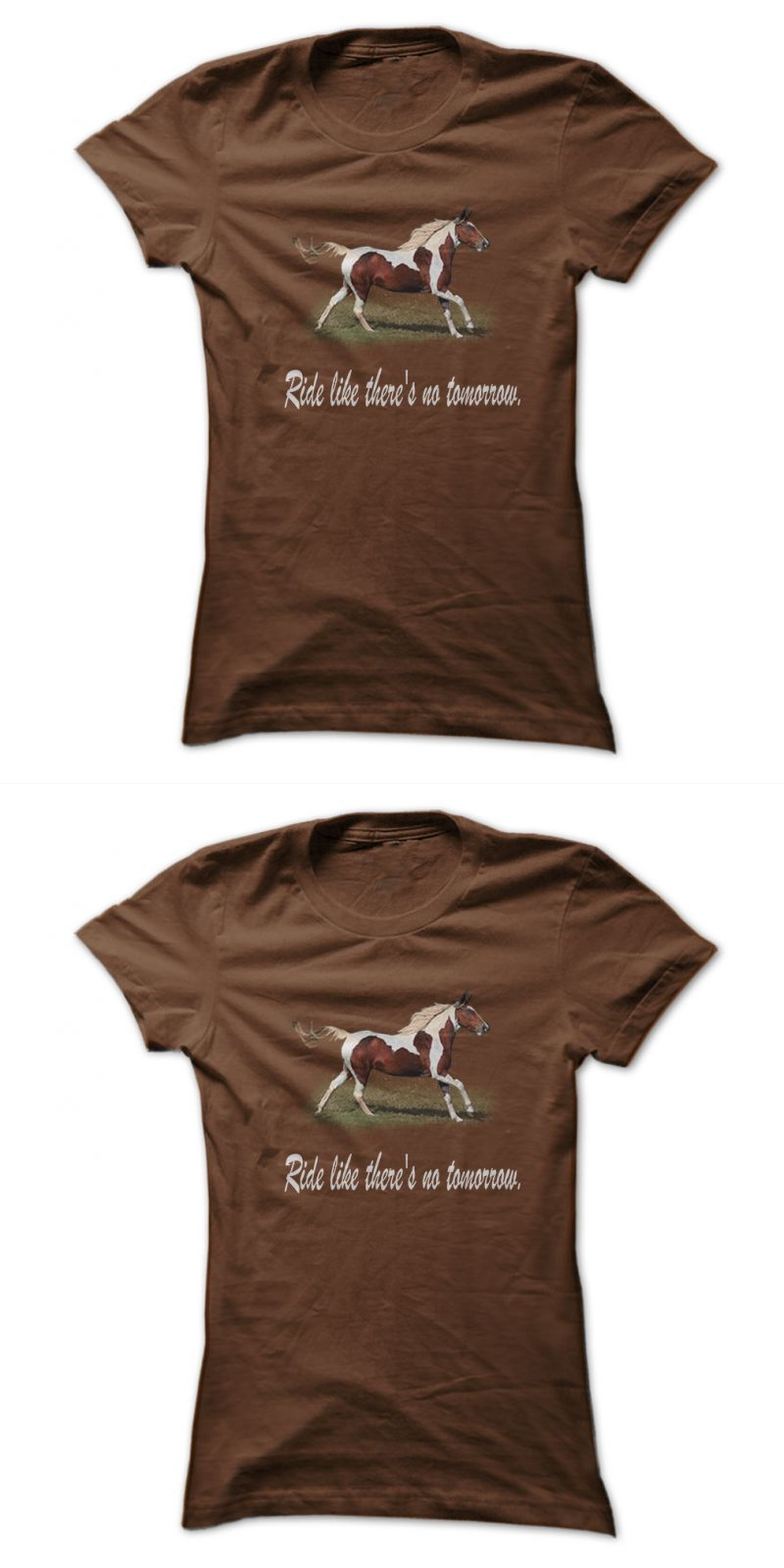 Tennessee Walking Horse T Shirt Painted Horse 4 H Horse T Shirt