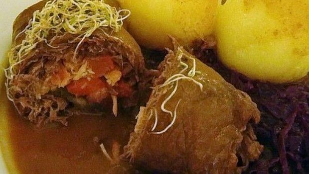 how to cook rouladen recipe