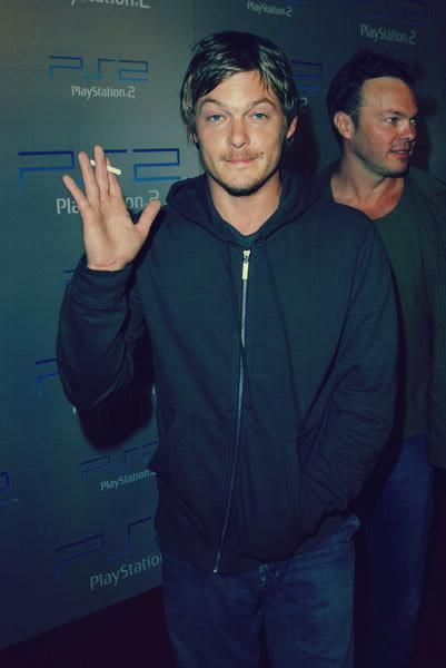 Norman Reedus-I'm sorry but I'm obsessed. It's totally disgusting