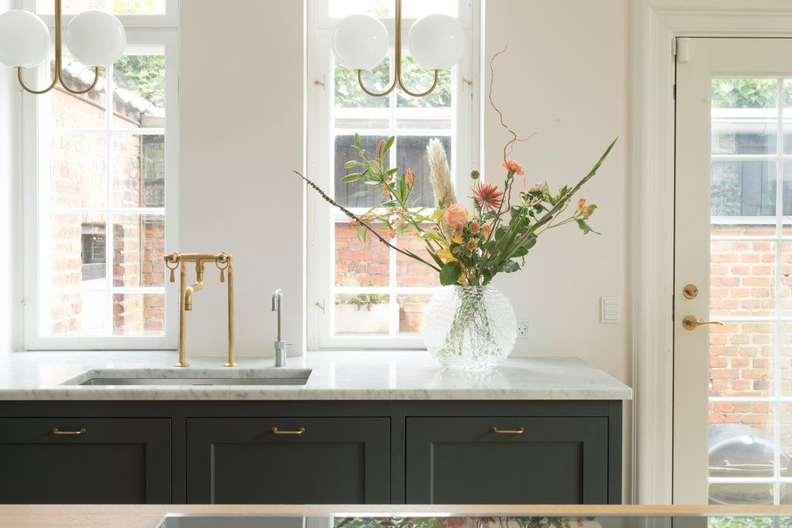 Broby Studio Green - Kvänum | Flowers | Pinterest | Studio, Kitchens ...