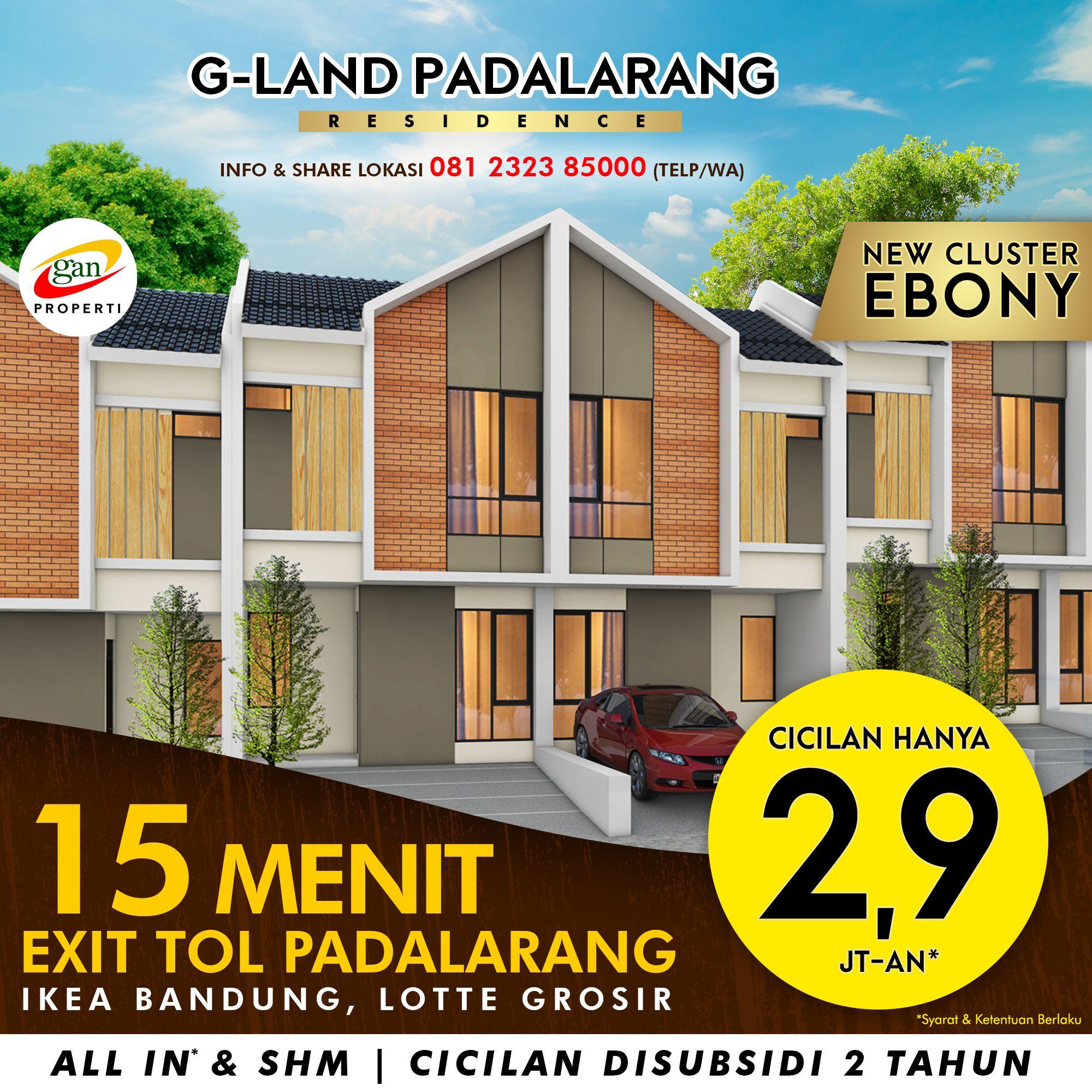 Rumah 2 Lantai Harga Murah Terjangkau Cicilan Ringan Di Bandung Barat Padalarang Jayamekar Dekorasi Luar Ruangan Rumah Rumah Baru