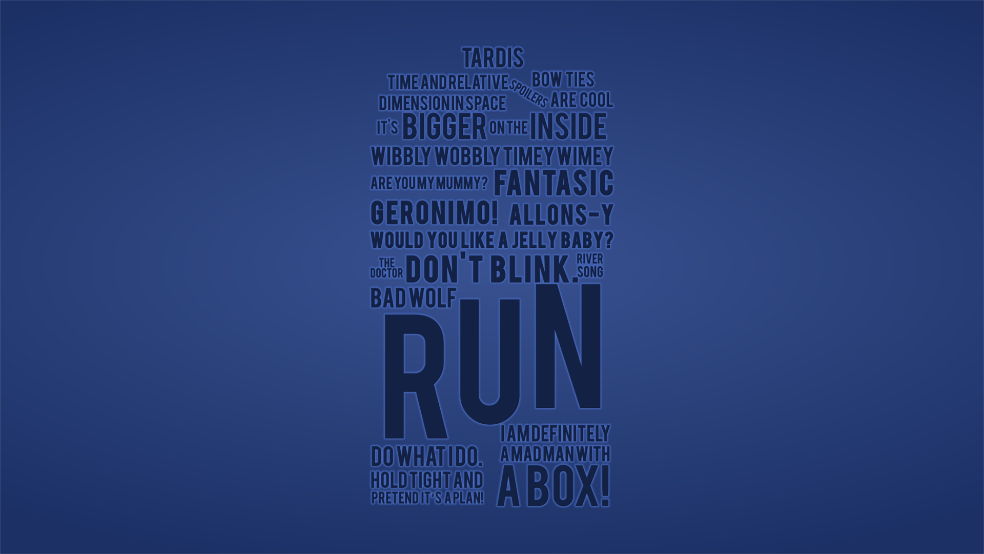 doctor who wallpaper quotes - Google Search