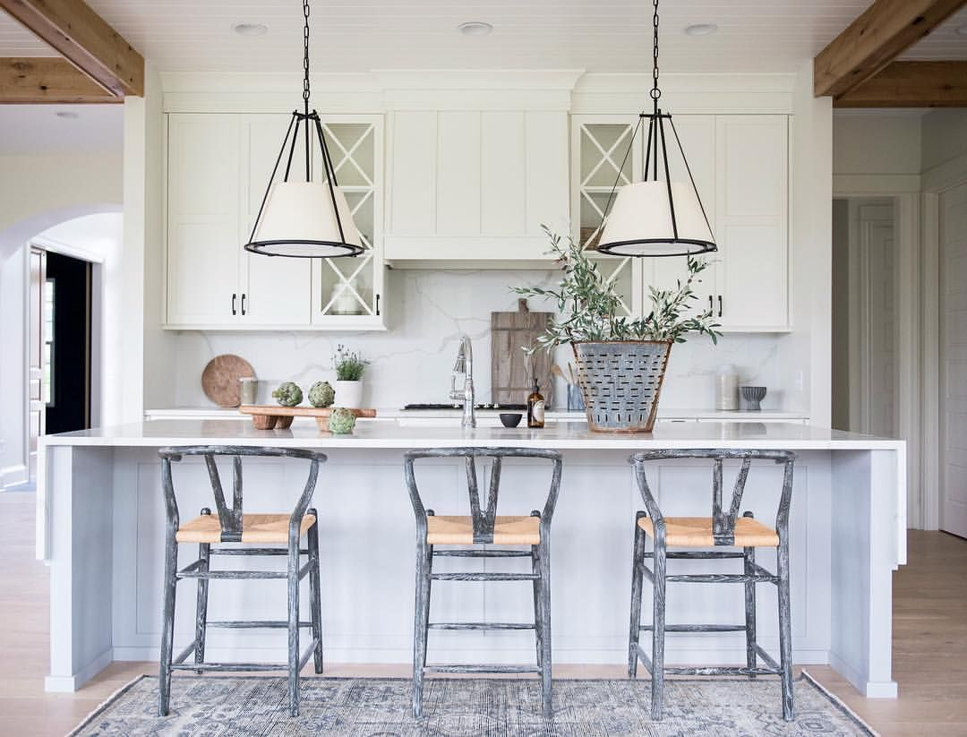 """652 Likes, 54 Comments - WHITTNEY PARKINSON DESIGN (@whittneyparkinson) on Instagram: """"I ain't ever mad about some symmetry. Kitchen from my #brooksidetransitional project 