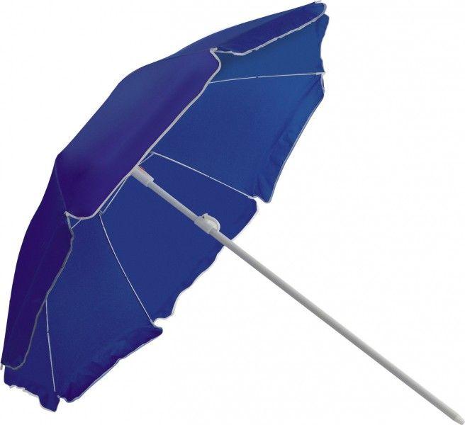 Sombrilla De Playa Con Funda Material Poliéster Dimensiones 1390 Mm Tubo 16 Mm Colores Disponibles Azul Oscuro Sombrillas Para Playa Paraguas Sombra