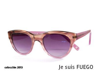 Je Suis - Fuego in pink