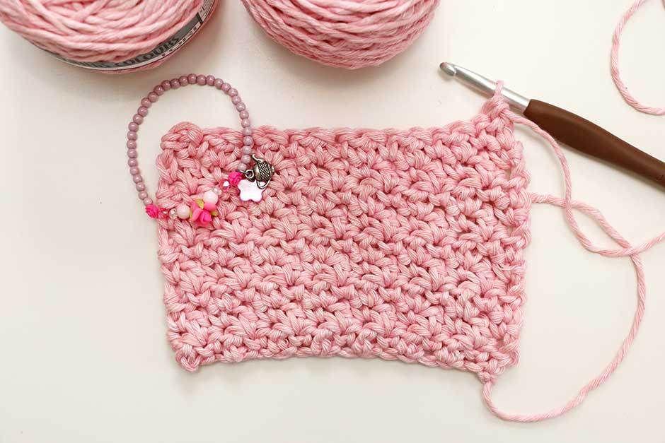 Gerstekorrel Haken Met Vinnis Colours Tori Ballet Pink Crochet