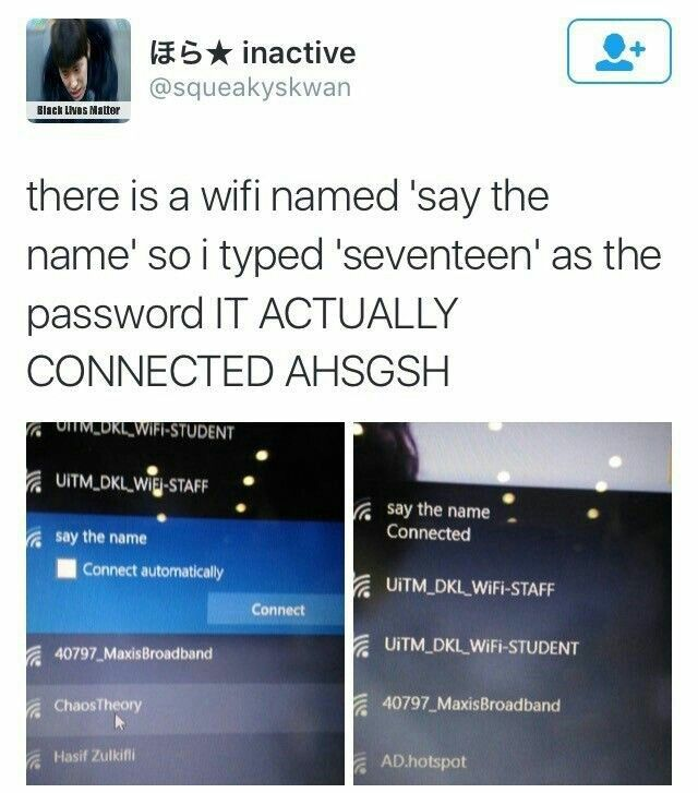 i really wanna do that to my wifi now