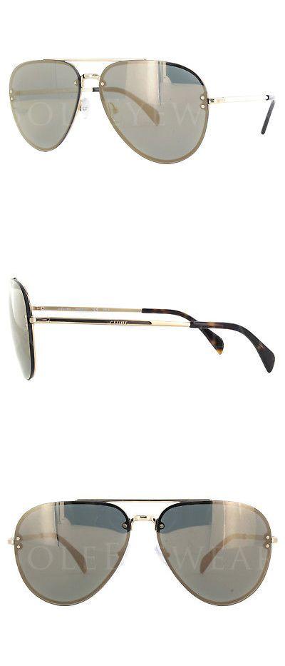 d3c975193f97 Sunglasses 155189: New Celine Cl 41391 S J5gmv Gold Bronze Mirror Sunglasses  -> BUY IT NOW ONLY: $194.65 on eBay!