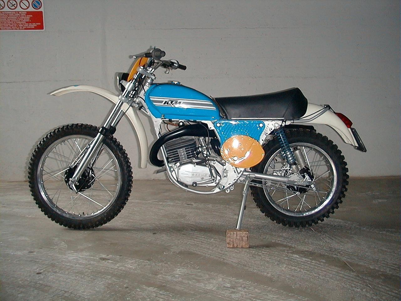 ktm 125 gs 1975 vintage bikes riders enduro motorcycle. Black Bedroom Furniture Sets. Home Design Ideas