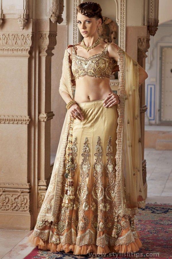 Modern bridal sharara designs fashion style for Modern wedding dress designers