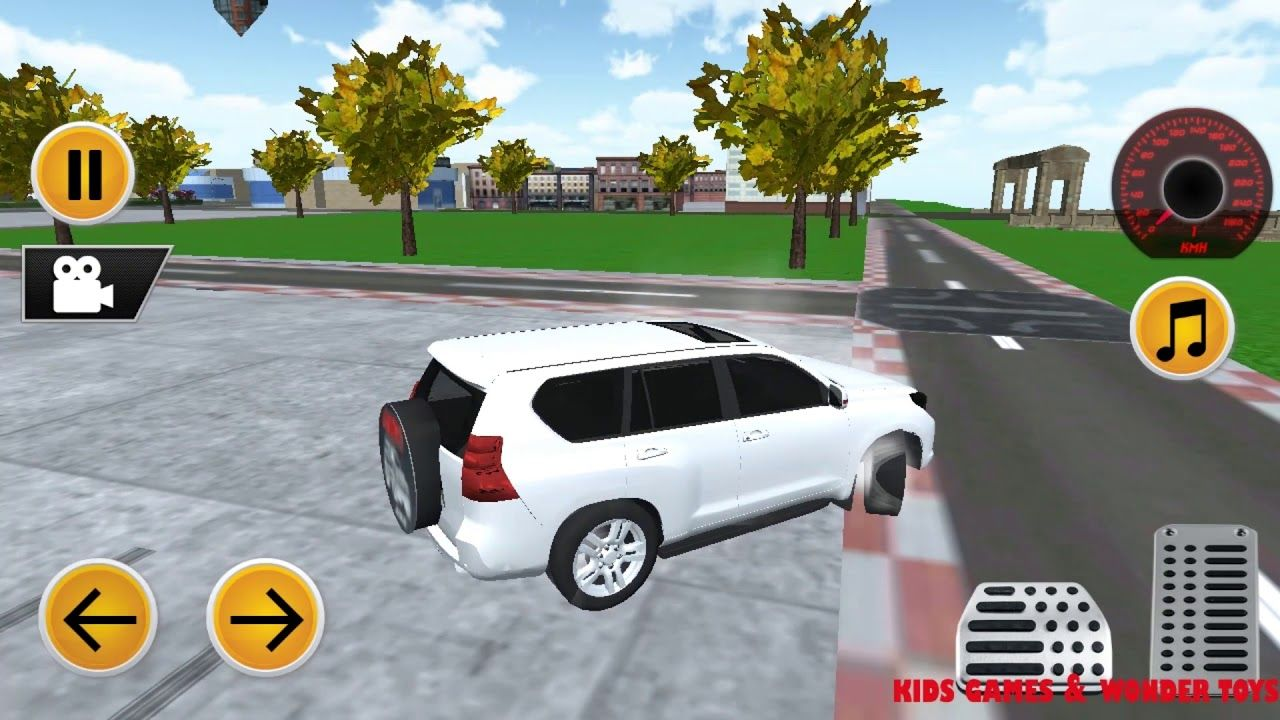 New Car Games >> Crazy Prado Suv Simulator 2018 Unlimited Free Drive New Car Android