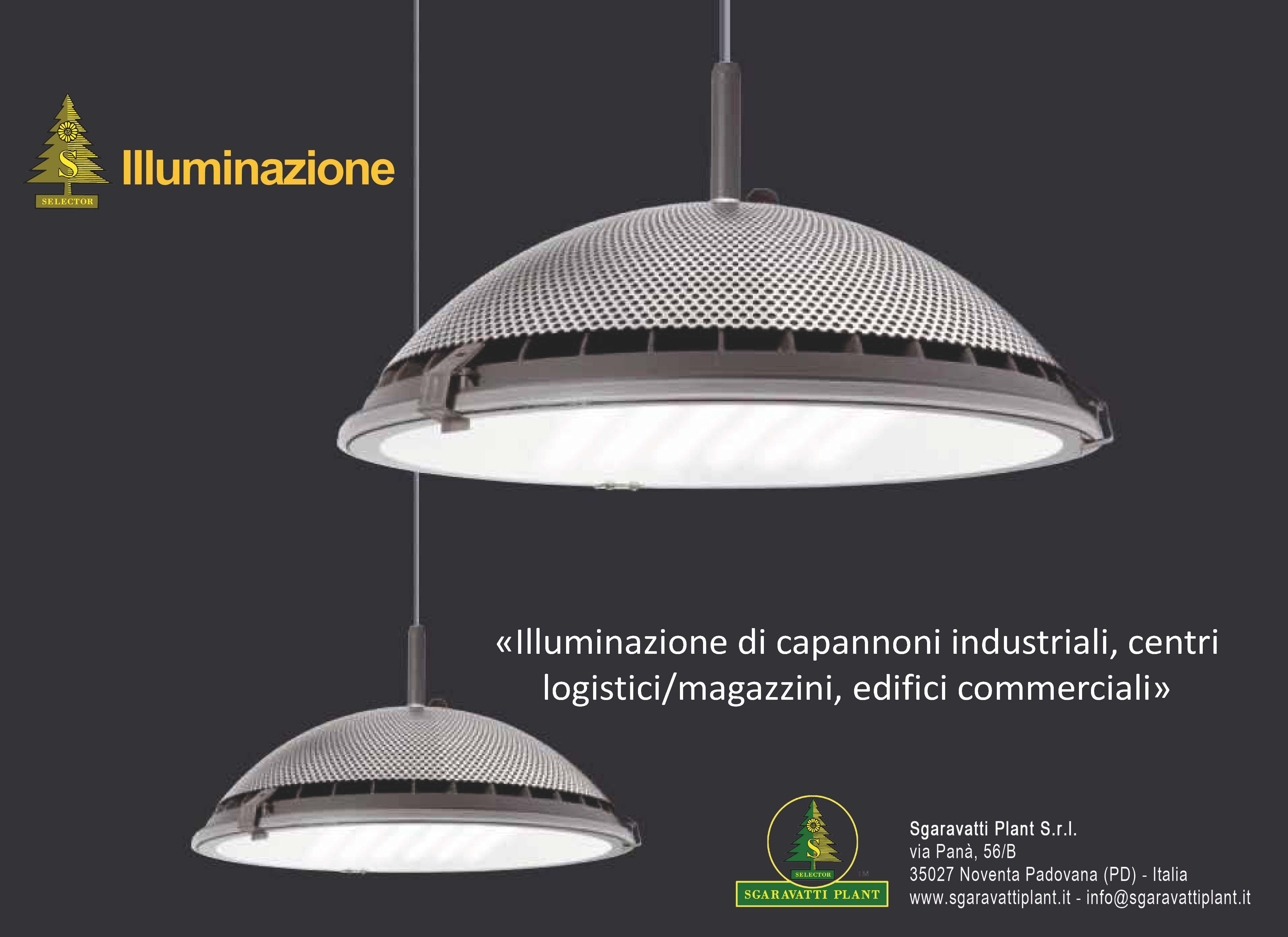 Pad illuminazione interna capannoni industriali illuminazione
