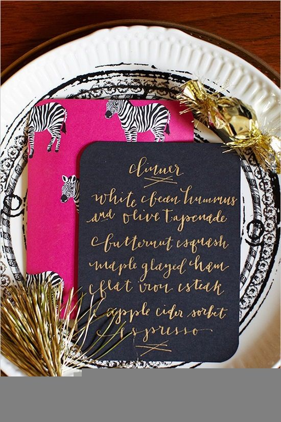 Happy New Year!   New year's eve dinner menu, Holiday ...