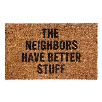 Better Stuff Doormat With Images Door Mat Funny Doormats