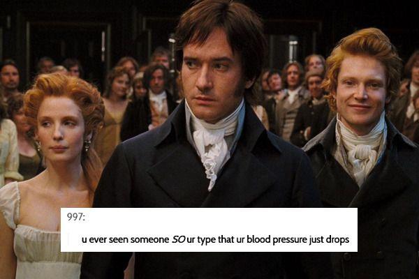 Jane Austen + Text Posts: Photo