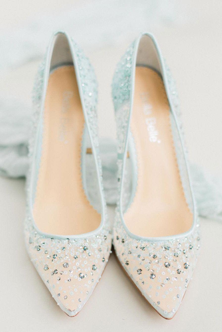 Sheer white heels with crystal embellishment, wedding shoes, wedding heels, bridal heels ,sheer black heels