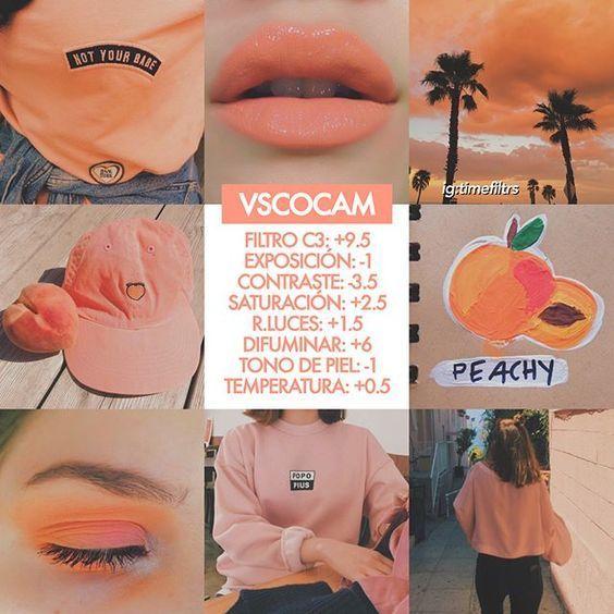 10 efectos rosa de VSCO para subir tus mejores selfies