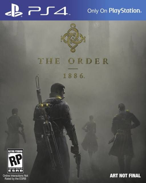 The Order 1866 Ps4 Jogos De Video Game Video Game
