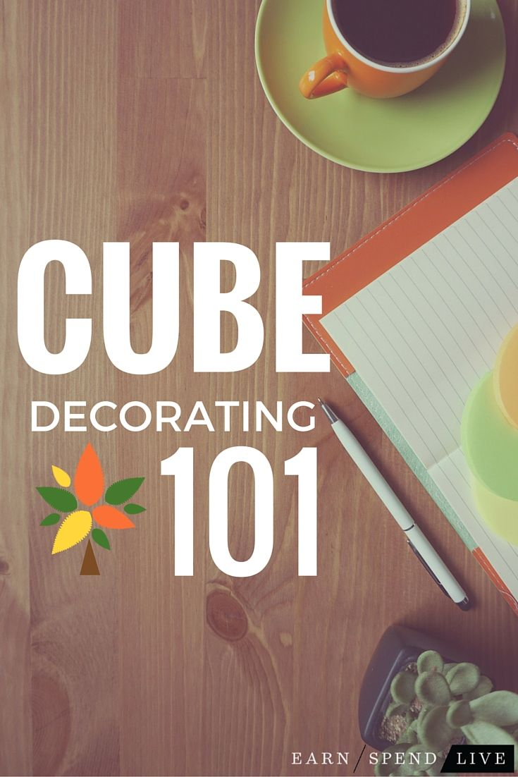 Cubicle Decorating 101 | Cubicle, Cube and Decorating