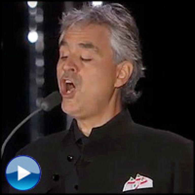 Andrea Bocelli Sings Ave Maria Like You Ve Never Heard Before
